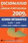 Dicionário Editora da L�ngua Portuguesa 2009