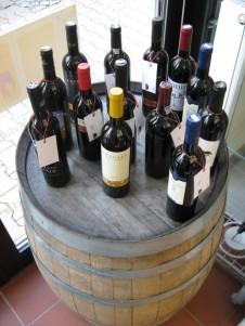 Weinprobe bei TFM