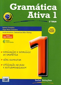 Coimbra/Oberg: Gramática ativa 1 variante brasileira