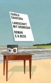 Carola Saavedra: Landschaft mit Dromedar
