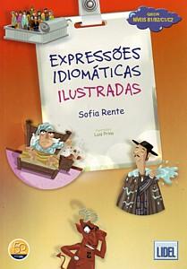 Sofia Rente: Expressões idiomáticas ilustradas