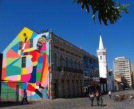 Rinon Guimarães - Street Art - Schirn