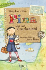 Flávia Lins e Silva: Pina reist nach Griechenland