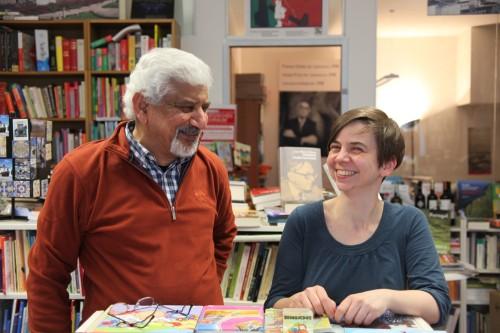Teo Ferrer de Mesquita/Petra Noack, Copyright: TFM - Centro do Livro