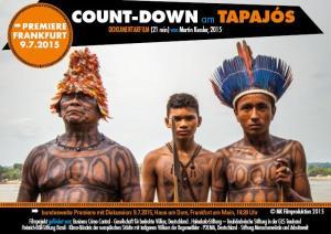 Count-Down am Tapajós - Dokumentarfilm von Martin Kessler