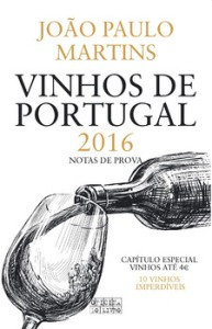 João Paulo Martins: Vinhos de Portugal 2016