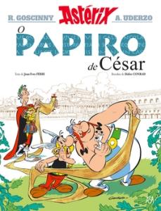 Asterix - O Papiro de Césari