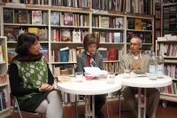 Noemi Jaffe, Marlen Eckl, Luis Krausz