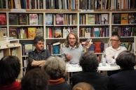 Ricardo Lísias, Michael Kegler, Fernando Bonassi
