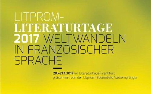 litprom literaturtage 2017