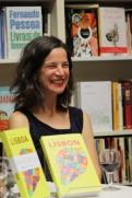 Patrícia Portela bei TFM, copyright TFM