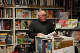 Jochen Nix, Literarische Weinprobe, copyright TFM