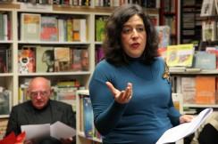 Teresa Rosário, Literarische Weinprobe, copyright TFM