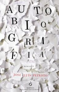 José Luís Peixoto: Autobiografia