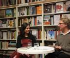 Lesung mit Carola Saavedra am 12.12.