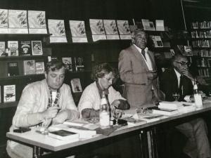 António Lobo Antunes, Ray-Güde Mertin, José Cardoso Pires, José Saramago